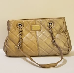 Nine West champagne purse